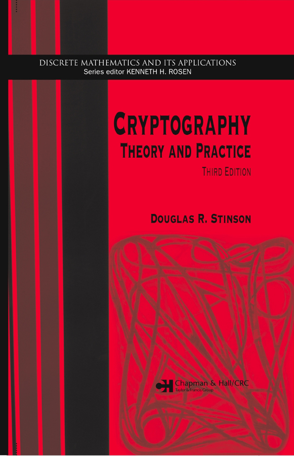 an introduction to cryptography Abebookscom: an introduction to cryptography (discrete mathematics and its applications) (9781584881278) by richard a mollin and a great selection of similar new, used and collectible books available now at great prices.